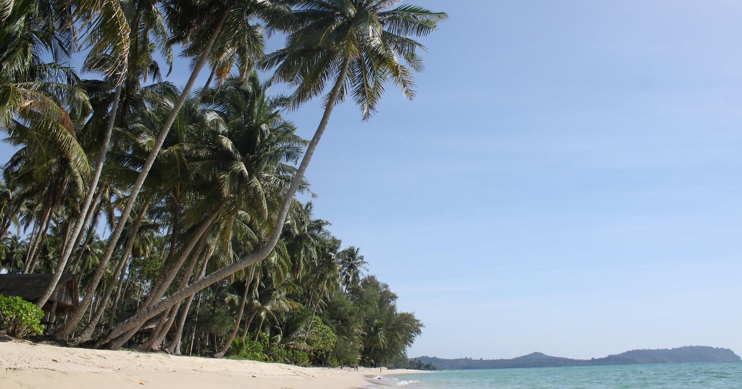 Töihin Thaimaahan