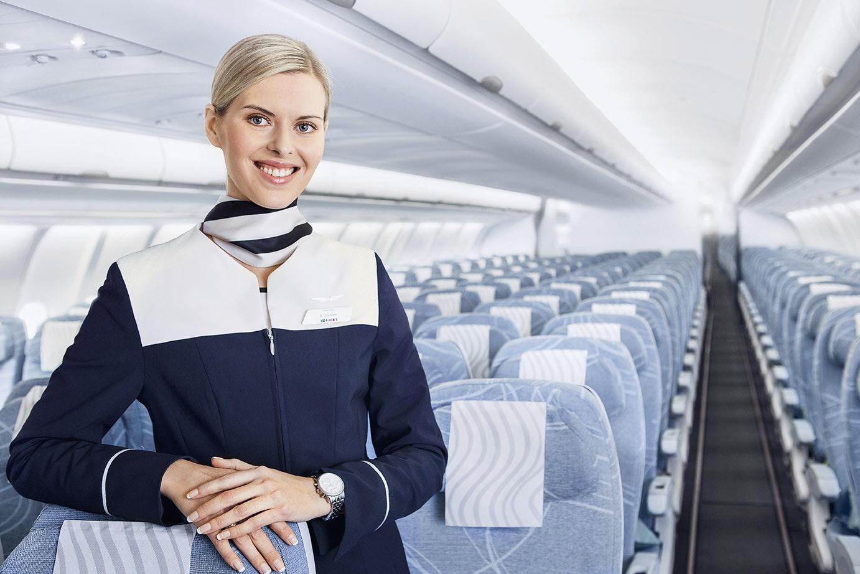 lentoemäntä työpaikat