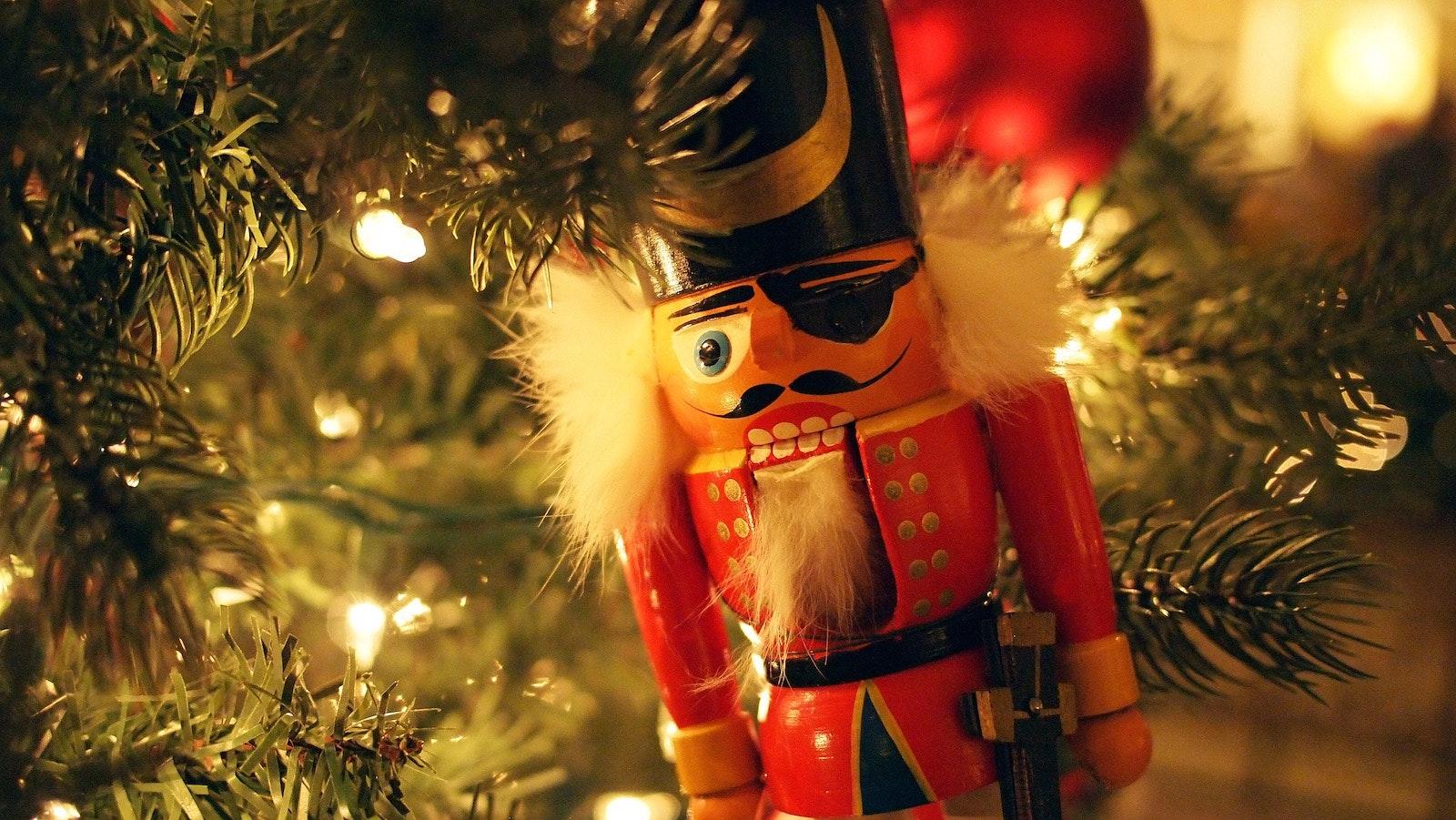 Jouluna töissä