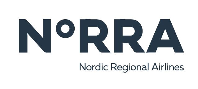 N°RRA - Nordic Regional Airlines logo