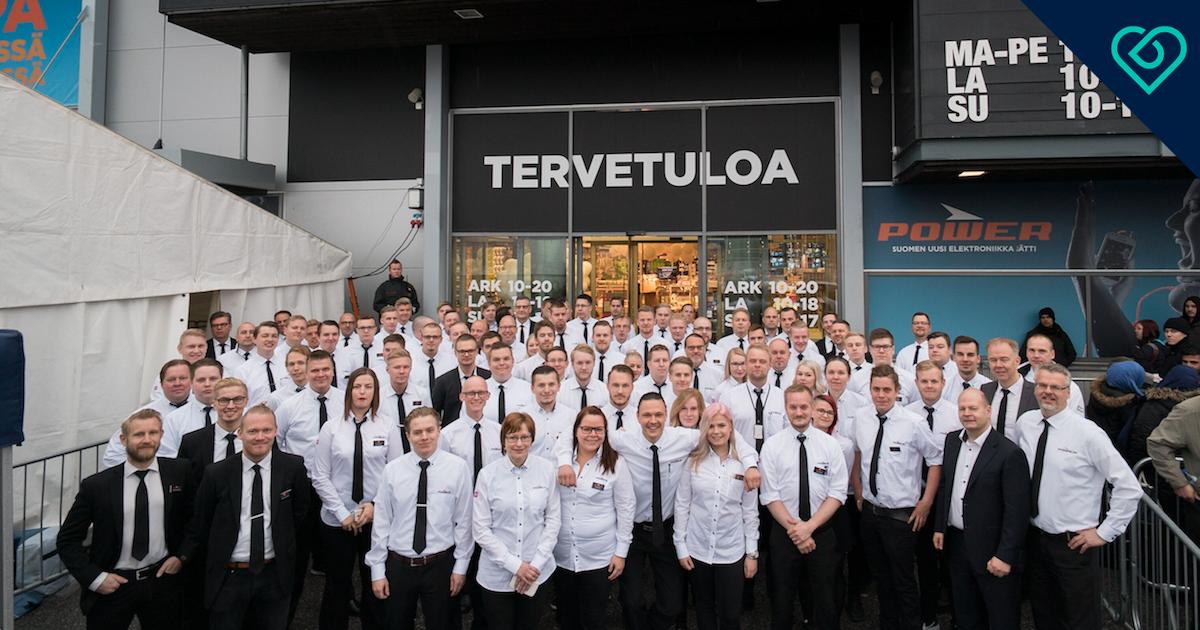 Varastotyöntekijä Tampere