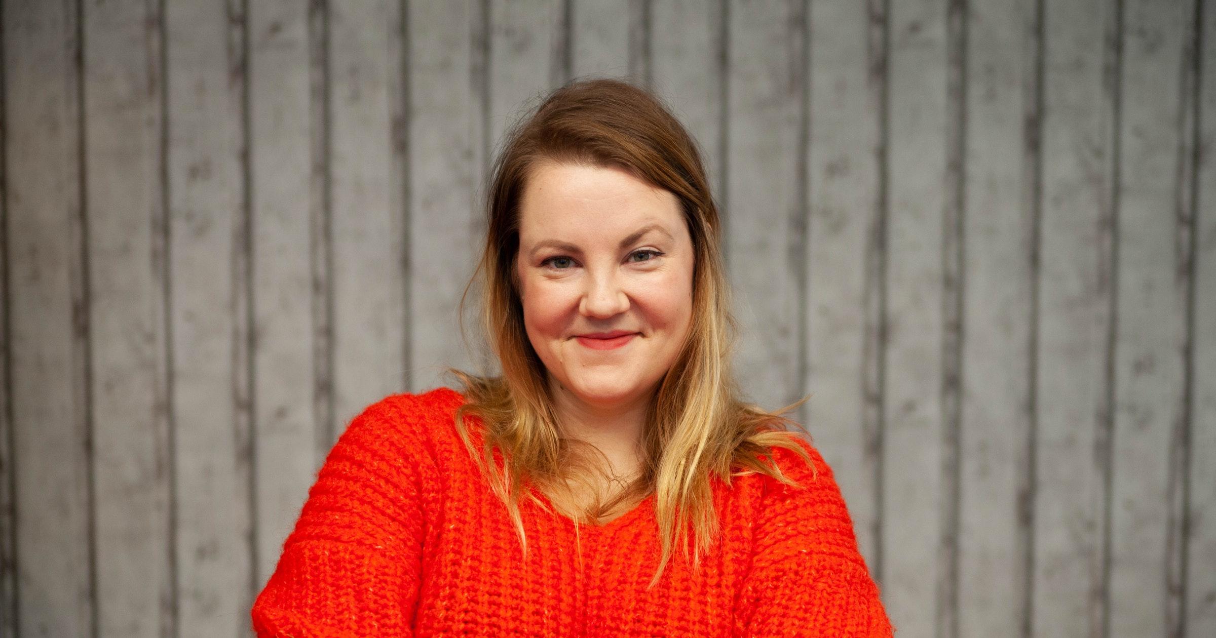 Laura Friman äiti